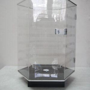 ตู้โชว์สร้อย-ต่างหู จี.เอ็น.อะครีลิค รับผลิตงานแปรรูปอะครีลิค กรอบรูปอะครีลิค กล่องอะครีลิค